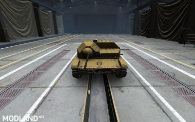 Girls und Panzer Anzio skin for TKS 20 6 [1.2.0]